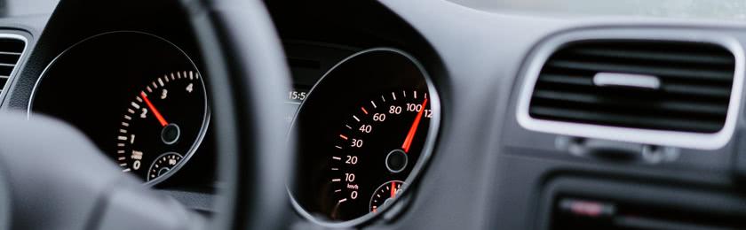 21 km/h bis 30 km/h zu schnell gefahren
