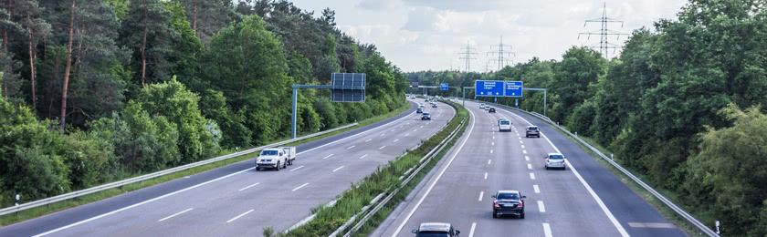 Autobahnen & Kraftfahrstraßen