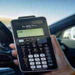 Bundesgerichtshof entscheidet: Taschenrechner am Steuer verboten