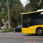 Busse sollen künftig schneller werden