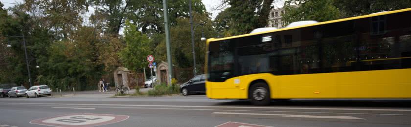 Read more about the article Busse sollen künftig schneller werden