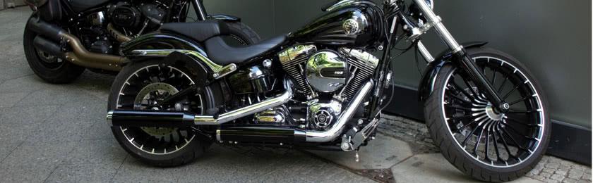 Bußgeldkatalog Motorrad