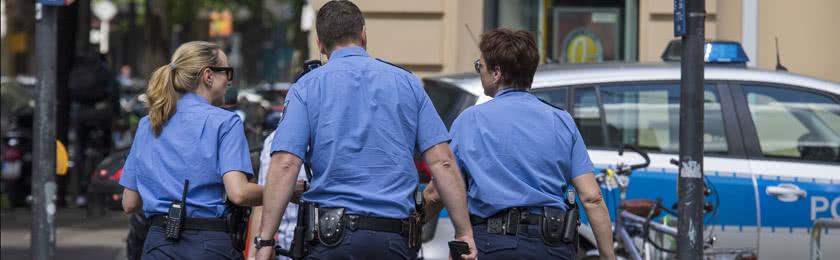 Read more about the article Falscher Polizist kassiert Bußgeld