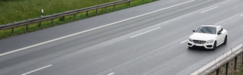 Fehlinterpretation der Verkehrsschilder 1