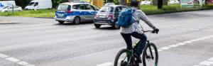 Grünpfeil für Radfahrer: Laut Umfrage für Mehrheit sinnvoll, aber nicht weniger Konflikte