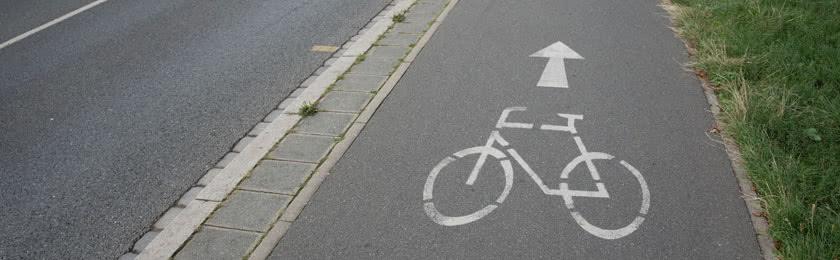 Hoch-Radwege für München 1