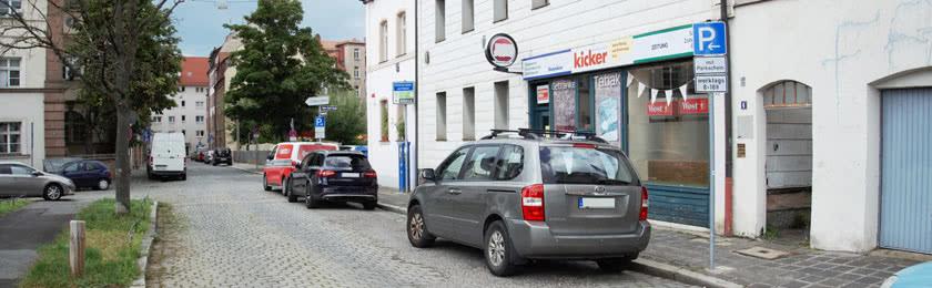 Mehr Parkgebühren für schwere Autos 1