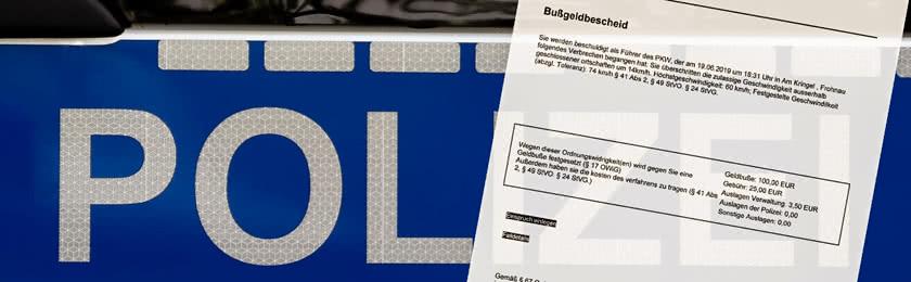 Geblitzt.de warnt: Online verschickte Bußgeldbescheide sind ein gefährlicher Fake 1