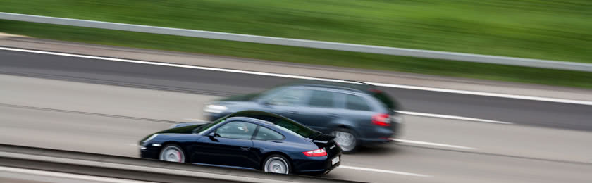 Toleranzabzug bei Geschwindigkeitsmessungen