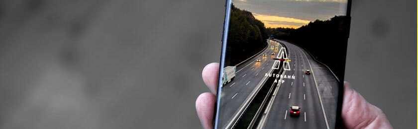 Read more about the article Was kann die neue Autobahn-App?